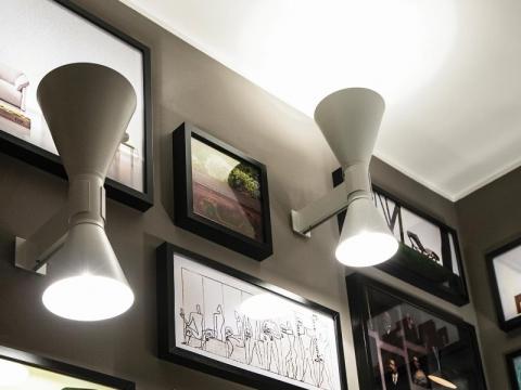 Lampe de marseille nemo wall - Applique de marseille ...