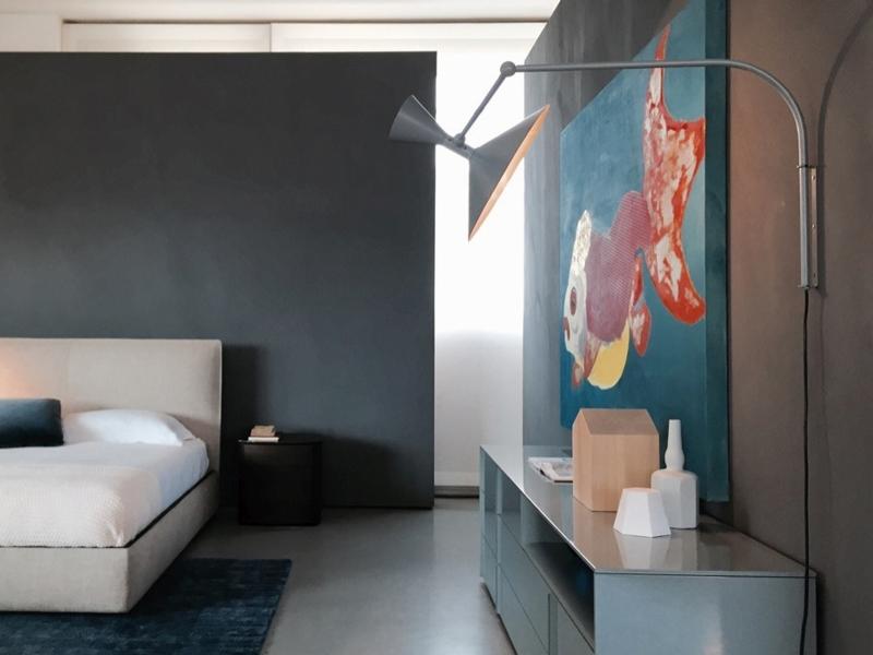 lampe de marseille nemo wall. Black Bedroom Furniture Sets. Home Design Ideas