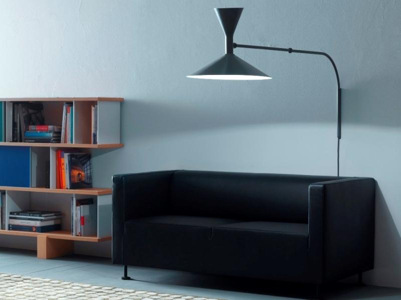 Lampe de marseille nemo wall - Le corbusier lampe de marseille ...