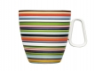 Origo Orange Mug with Handle